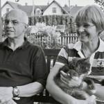 Małgosia i Przemek z Gucem, 17 lipca 2011