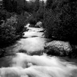 Potok w Tatrach Słowackich
